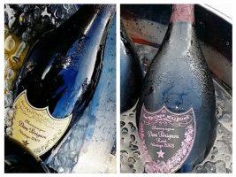 Dom Pérignon: freschezza e morbidezza a confronto.