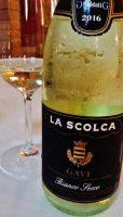 Un vino che non stanca mai! La Scolca Gavi dei Gavi etichetta nera 2016