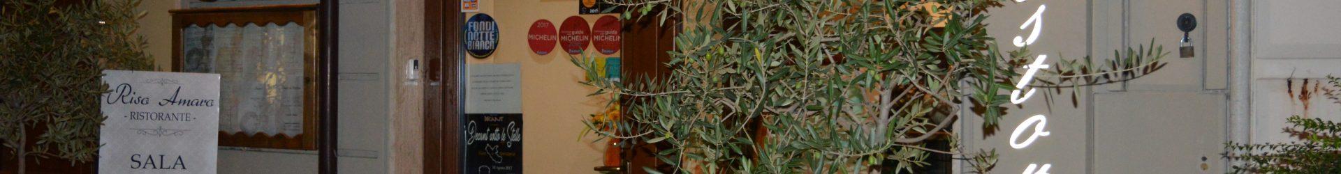 Da un film, ad un ristorante gourmet: Riso Amaro.