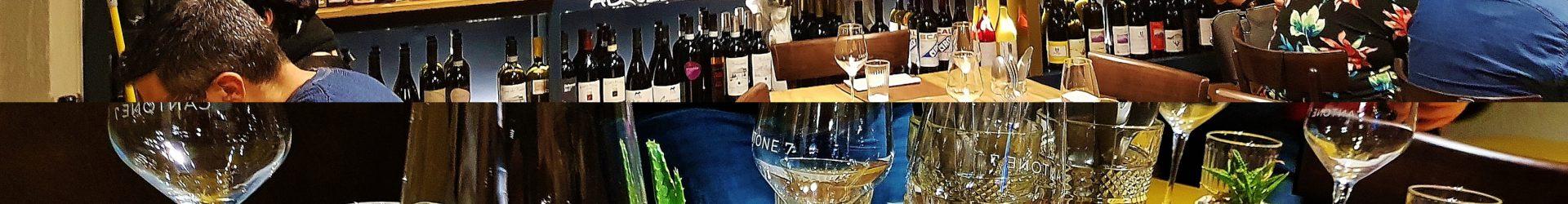 CANTONE 7: vino,bottega e cucina!