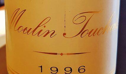 MOULIN TOUCHAIS, COTEAUX DU LAYON 1996