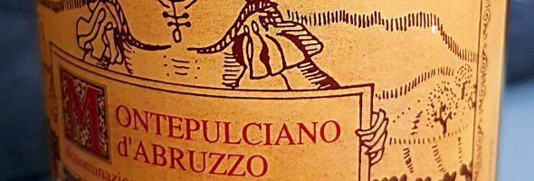 L'eccellenza nel calice! Montepulciano d'Abruzzo Valentini 2002